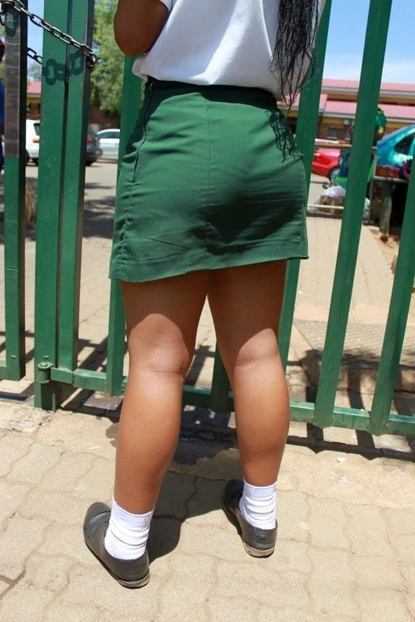 Black south african big booty