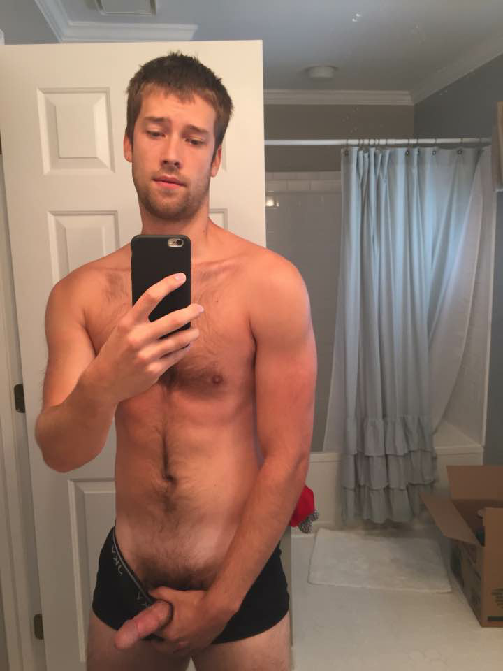 Naked self pictures male