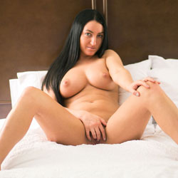 Big sexy naked breasts