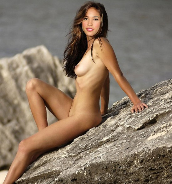 Kelsey chow sexy naked tits