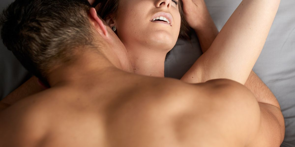 Missionary style sex pic