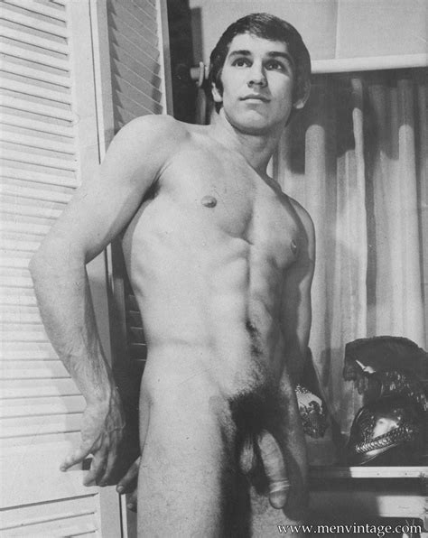 Sexy male athletes naked