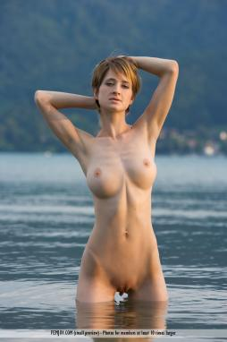 Skinny ladies with big boobs with hot naked guys