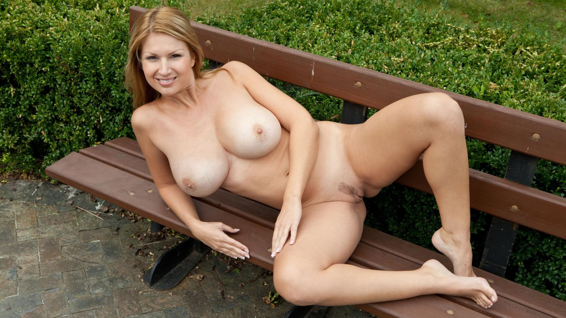 Young adult naked big tits